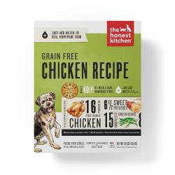 Dehydrated - Grain Free Chicken Recipe (Force), 10 lbs