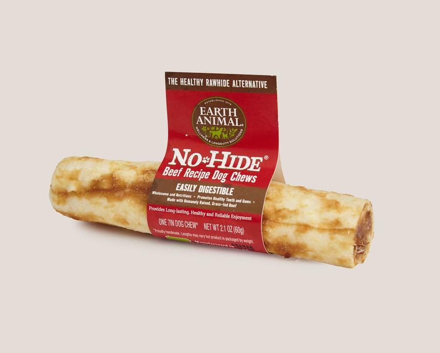 Earth Animal Beef No-Hide Wholesome Chews - Medium