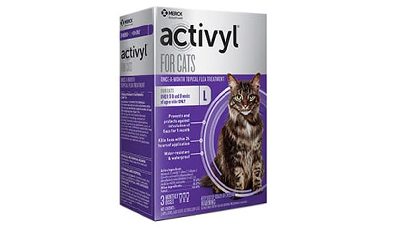 Activyl Topical For Cats 9+ lbs