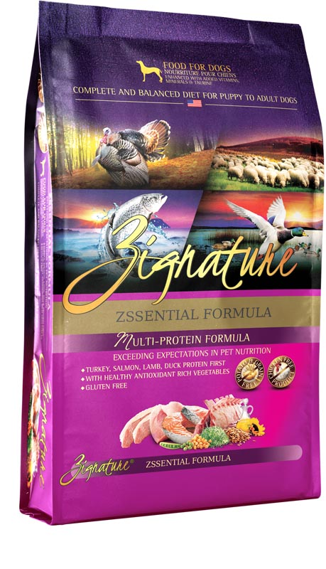 Zignature Zssentials Dog Food, 13.5 lbs