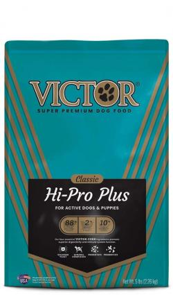 Victor Select Hi-Pro Plus Active Dog & Puppy 20#